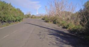 Terreno agricolo su strada 7753 mq vista mare / Etna